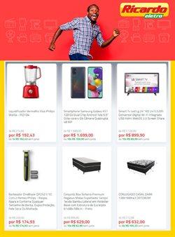 Ofertas Tecnologia e Eletrônicos no catálogo Ricardo Eletro em Salvador ( Vence hoje )