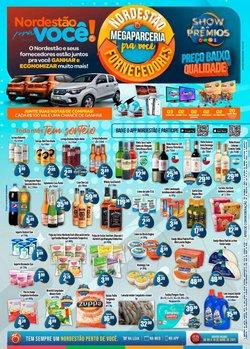 Ofertas Supermercados no catálogo Nordestão em Natal ( 8 dias mais )