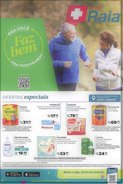Ofertas Farmácias e Drogarias no catálogo Droga Raia em Campinas ( 18 dias mais )