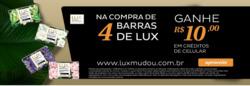 Promoção de Farmácias e Drogarias no folheto de Droga Raia em Guarapuava