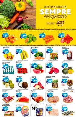 Ofertas de Supermercados no catálogo GoodBom (  Publicado hoje)