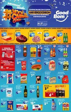 Ofertas de Supermercados no catálogo GoodBom (  Vence hoje)