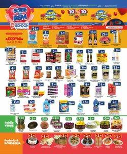 Catálogo Supermercados Rondon ( Válido até amanhã )