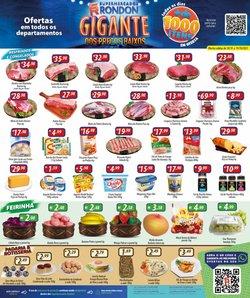 Ofertas de Supermercados Rondon no catálogo Supermercados Rondon (  Vence hoje)