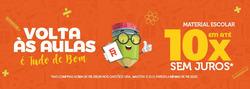 Promoção de Supermercados Rondon no folheto de Araçatuba