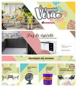 Ofertas Material de Construção no catálogo Sodimac Dicico em Carapicuíba ( Publicado ontem )