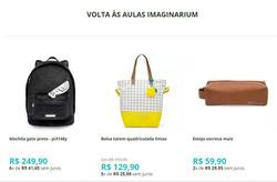 Promoção de Imaginarium no folheto de São Paulo
