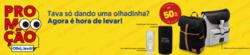 Promoção de Casa e decoração no folheto de Imaginarium em João Pessoa