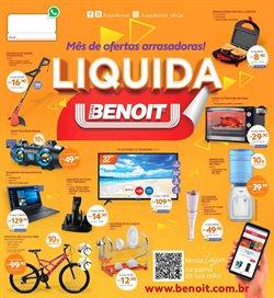 Catálogo Benoit ( 2 dias mais )