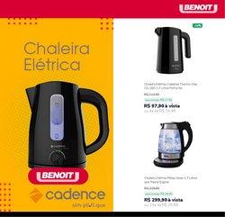 Catálogo Benoit em Florianópolis ( 6 dias mais )