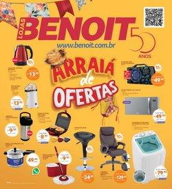 Catálogo Benoit (  11 dias mais)