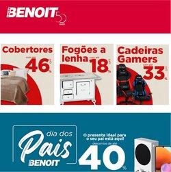 Catálogo Benoit (  Válido até amanhã)