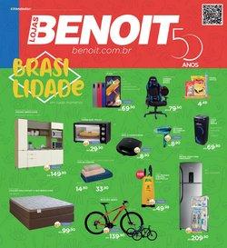 Catálogo Benoit (  7 dias mais)