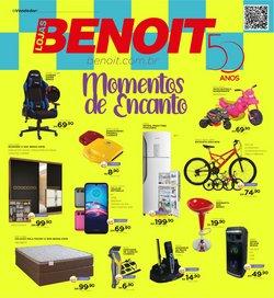 Ofertas de Tecnologia e Eletrônicos no catálogo Benoit (  12 dias mais)