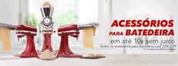 Promoção de KitchenAid no folheto de São Paulo