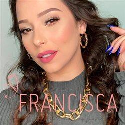 Catálogo Francisca Joias ( Mais de um mês )