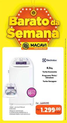 Catálogo Macavi em Fortaleza ( Publicado hoje )