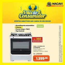 Catálogo Macavi em Fortaleza ( Vencido )
