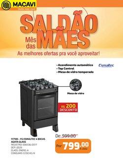 Ofertas de Macavi no catálogo Macavi (  2 dias mais)