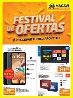 Ofertas de Tecnologia e Eletrônicos no catálogo Macavi (  Vence hoje)