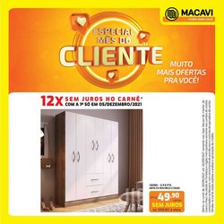 Catálogo Macavi (  4 dias mais)