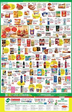 Ofertas de Aurora em Chama Supermercados