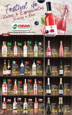 Catálogo Chama Supermercados ( Vence hoje )