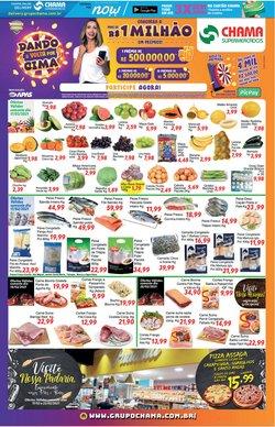 Catálogo Chama Supermercados ( Vencido )