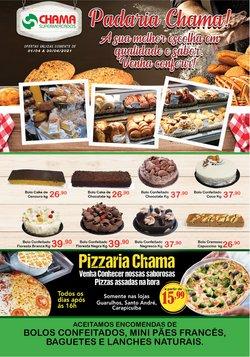 Ofertas de panettone no catálogo Chama Supermercados (  19 dias mais)