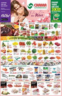 Ofertas de Dia das Mães no catálogo Chama Supermercados (  2 dias mais)