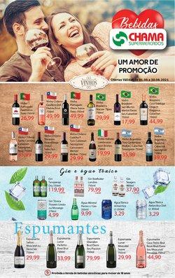 Ofertas de Chama Supermercados no catálogo Chama Supermercados (  12 dias mais)