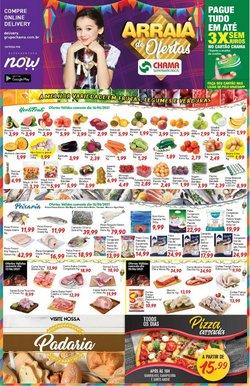 Ofertas de Chama Supermercados no catálogo Chama Supermercados (  4 dias mais)