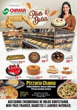 Ofertas de Supermercados no catálogo Chama Supermercados (  Válido até amanhã)