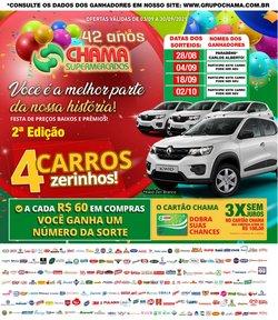 Catálogo Chama Supermercados (  10 dias mais)