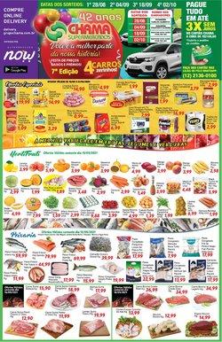 Catálogo Chama Supermercados (  Válido até amanhã)