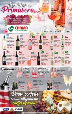 Catálogo Chama Supermercados (  15 dias mais)