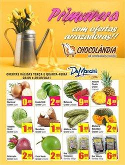 Ofertas de Chocolândia no catálogo Chocolândia (  Vencido)
