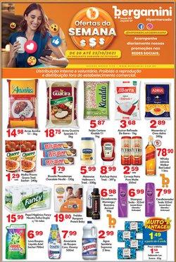 Ofertas de Supermercado Bergamini no catálogo Supermercado Bergamini (  Publicado hoje)