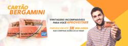 Promoção de Supermercado Bergamini no folheto de São Paulo