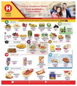 Catálogo Hirota Food Supermercado ( Vence hoje )