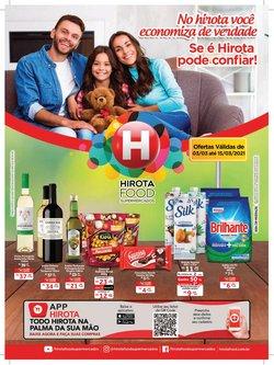 Ofertas Supermercados no catálogo Hirota Food Supermercado em Mauá ( 2 dias mais )
