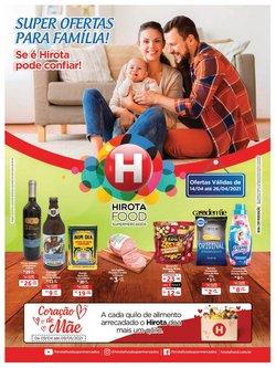 Ofertas Supermercados no catálogo Hirota Food Supermercado em Santo André ( 3 dias mais )