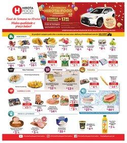 Ofertas de Hirota Food Supermercado no catálogo Hirota Food Supermercado (  Publicado hoje)