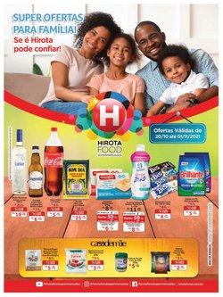 Catálogo Hirota Food Supermercado (  Publicado ontem)