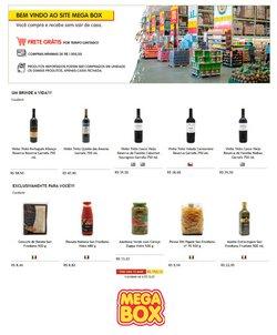Ofertas Supermercados no catálogo Mega Box em Rio de Janeiro ( Publicado a 3 dias )