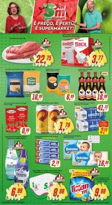 Ofertas de Supermercados no catálogo Rede Supermarket (  Vence hoje)