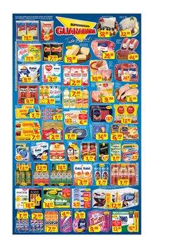 Catálogo Supermercados Guanabara ( Vencido )