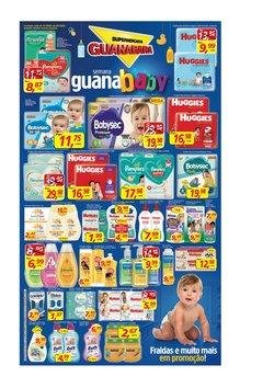 Ofertas de Supermercados no catálogo Supermercados Guanabara (  2 dias mais)