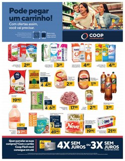Ofertas Supermercados no catálogo Coop em Mauá ( 3 dias mais )