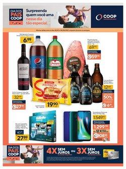 Ofertas de Supermercados no catálogo Coop (  Vence hoje)